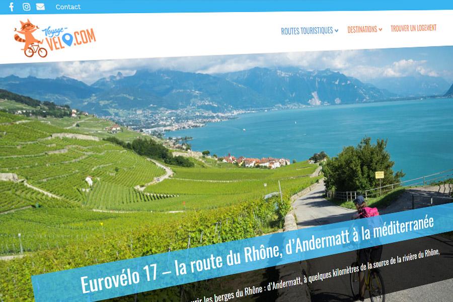 Blog de voyage à vélo - vélo-tourisme